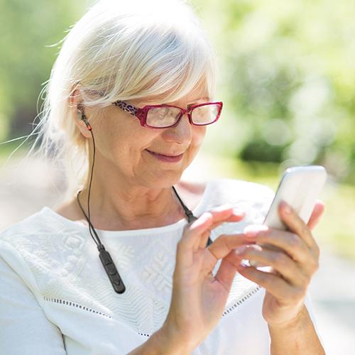 BeHear ACCESS enhances hearing in mobile calls