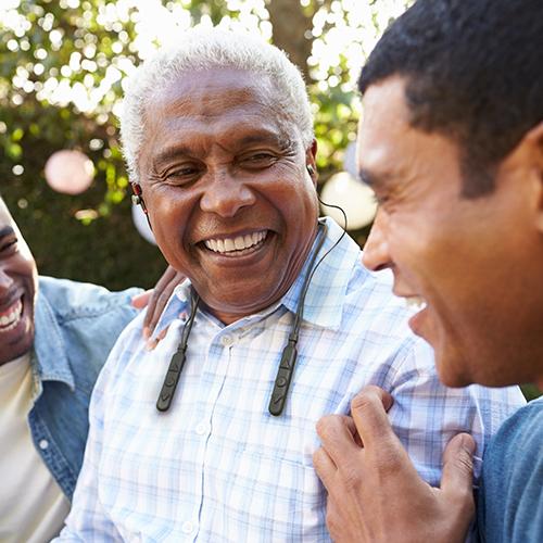 BeHear ACCESS enhances live hearing