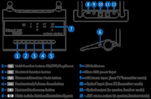 HearLink PLUS mechanical diagram