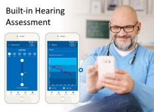 BeHear Built-in Hearing Assessment