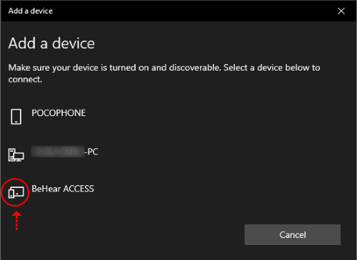 Add a Bluetooth device on Windows PC - part 4