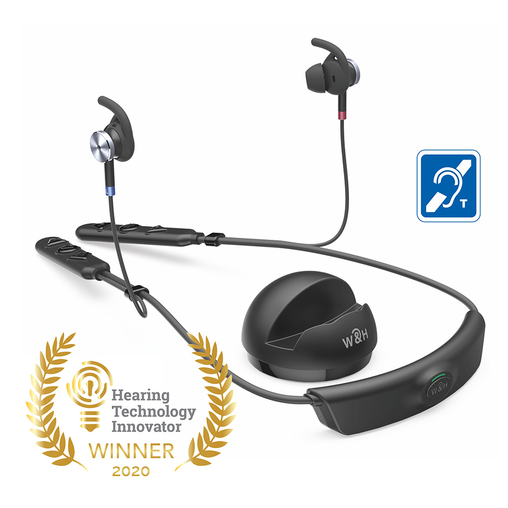 BeHear ACCESS assistive hearing headset