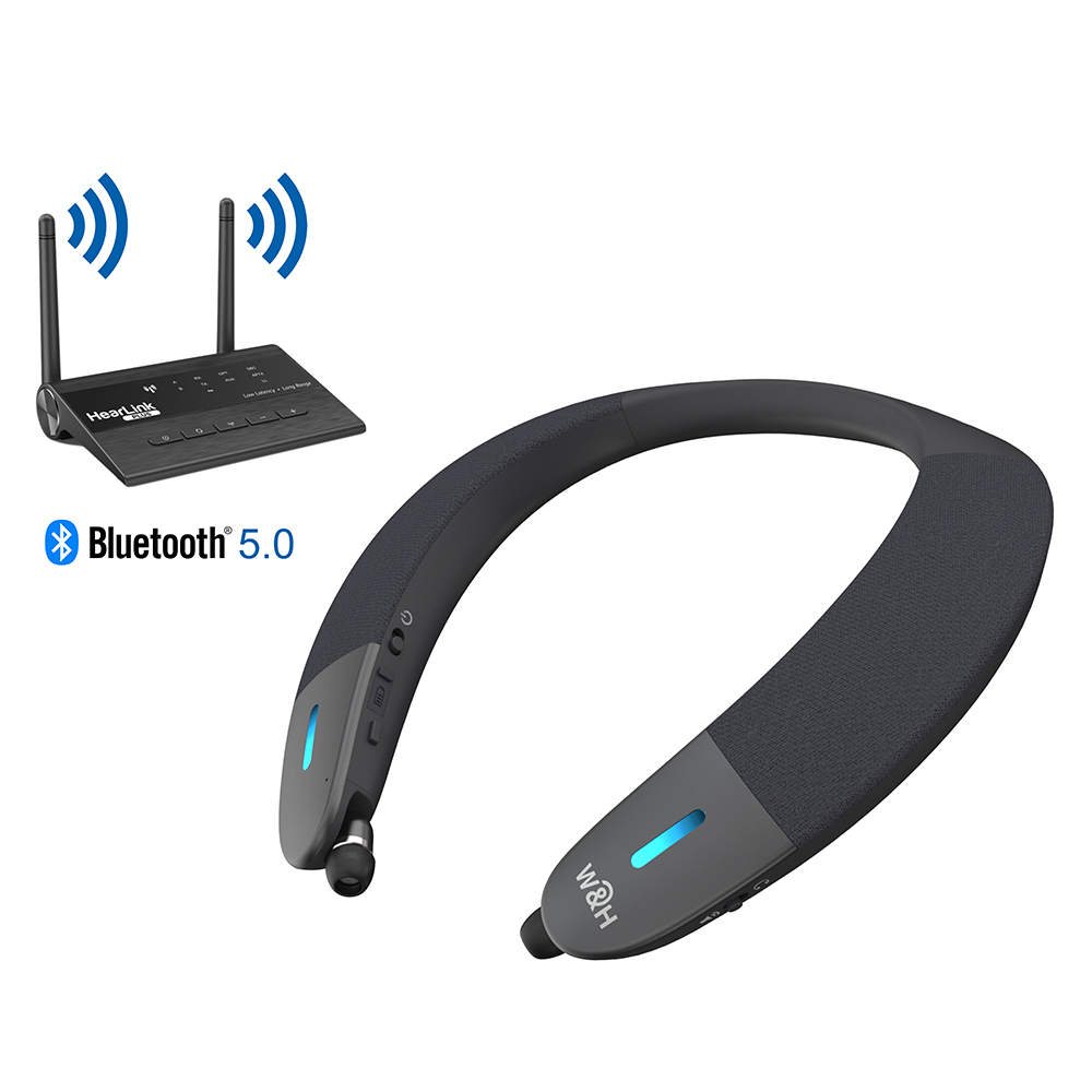 BeHear PROXY and HearLink PLUS TV watching bundle