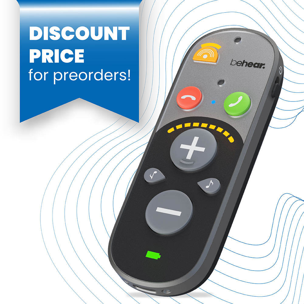 BeHear SMARTO personal amplifier discount price